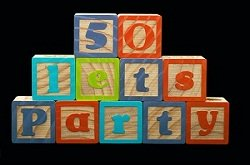 50th birthday party games