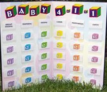Play Baby 411 At Your Next Baby Shower And Host The Party That Everyone  Will Be Talking About! Perfect Game For Any Size Baby Shower.