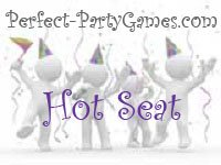 hot seat party game